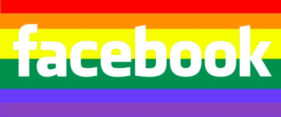 Facebook Super Gay!