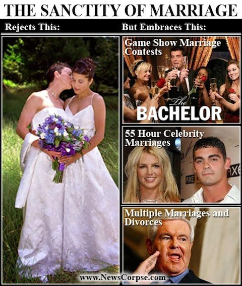 Britney spears marriage sanctity