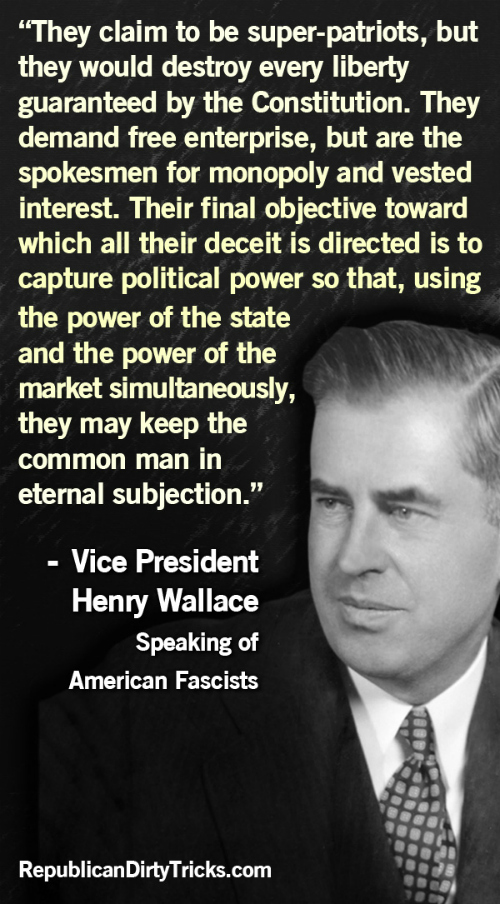 Henry Wallace Quote