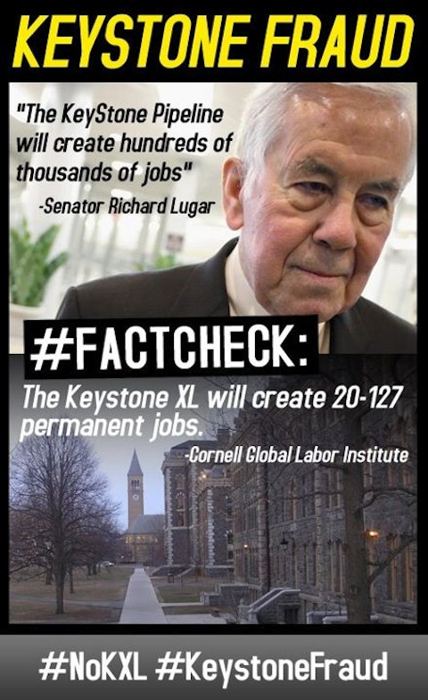 The 1 Lie About Keystone That The Gop Is Pushing Right Now Moveon