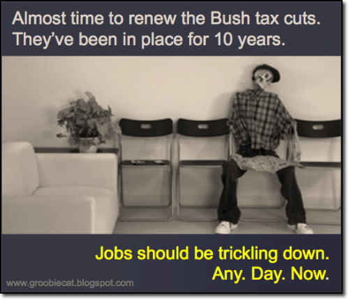 1 23 19 Tax Cuts And Jobs Act The New Trump: Here's The Sad Story Of A Guy Who Believed The Bush Tax