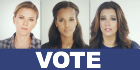 Scarlett Johansson, Eva Longoria & Kerry Washington Break Down Just How Important This Election Is For Women