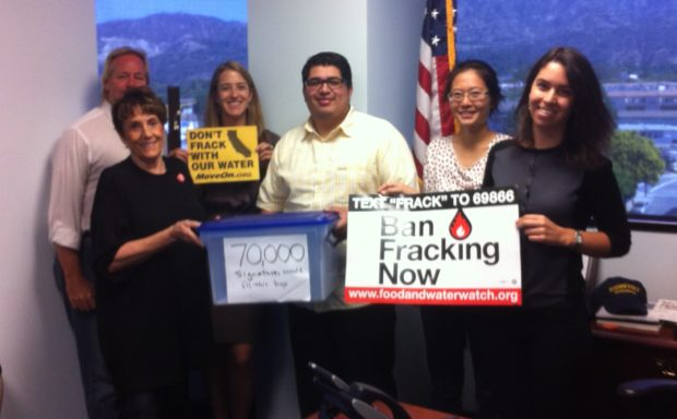 Fracking Meeting with AsmGatto