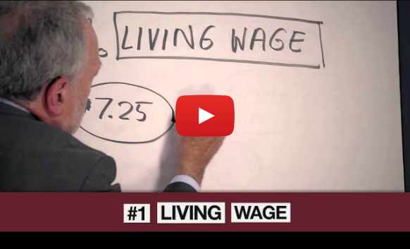 Robert Reich Labor Day Video
