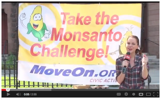 Monsanto Challenge