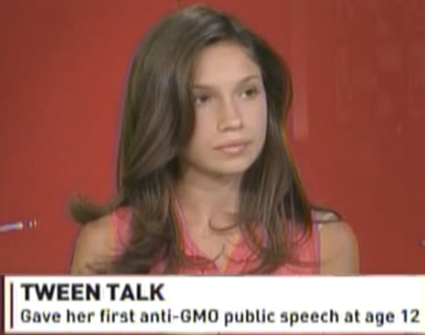 rachel-parent-GMOs-debate