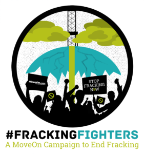 Apply to be a MoveOn #FrackingFighter!