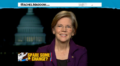 Elizabeth Warren on Rachel Maddow Show