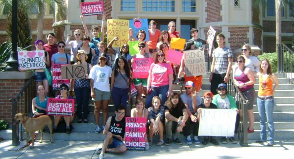 Florida State Walk for Choice 2011