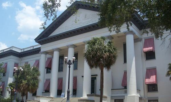 Tallahassee Florida Capitol