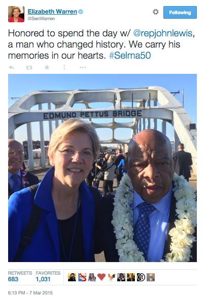 EW in Selma