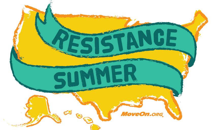 Welcome to Resistance Summer!