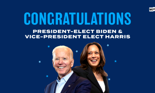 Biden and Harris win