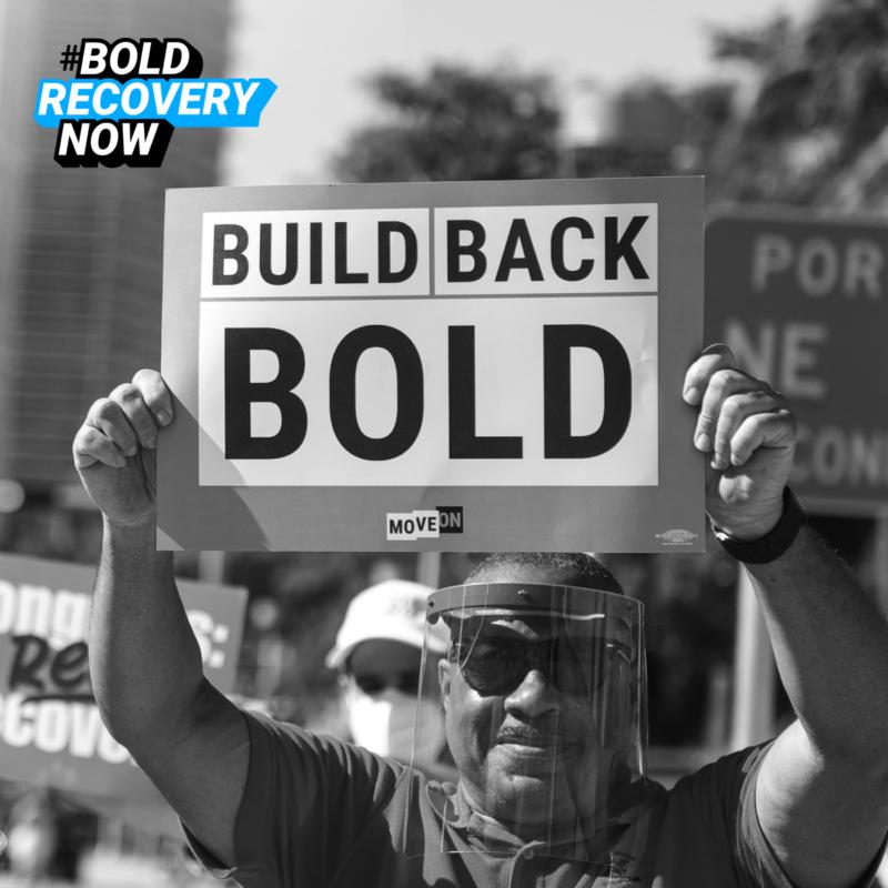 MoveOn: People-Powered Progress